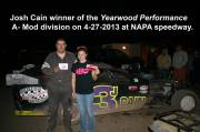Napa Speedway Cover